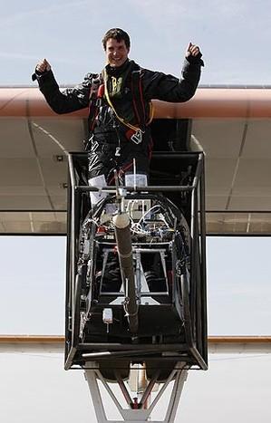 Solar Impulse - pilot