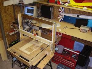 My shop - CNC