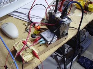 Spindle Power Prototype